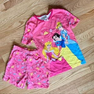 Disney Official Princess Dreams Pajama Set C6